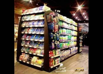 قیمت قفسه راک,قفسه فروشگاهی,قفسه راک,استند نان فلزی,قفسه بندی,قفسه بندی فروشگاه,قفسه بندی هایپر مارکت,قفسه بندی سوپر مارکت,رفاه,افق کوروش,چانبو,میز چک اوت,میز صندوق,shelf,shelve,easy rock,شلف,ترولی,شلف فروشگاهی,
